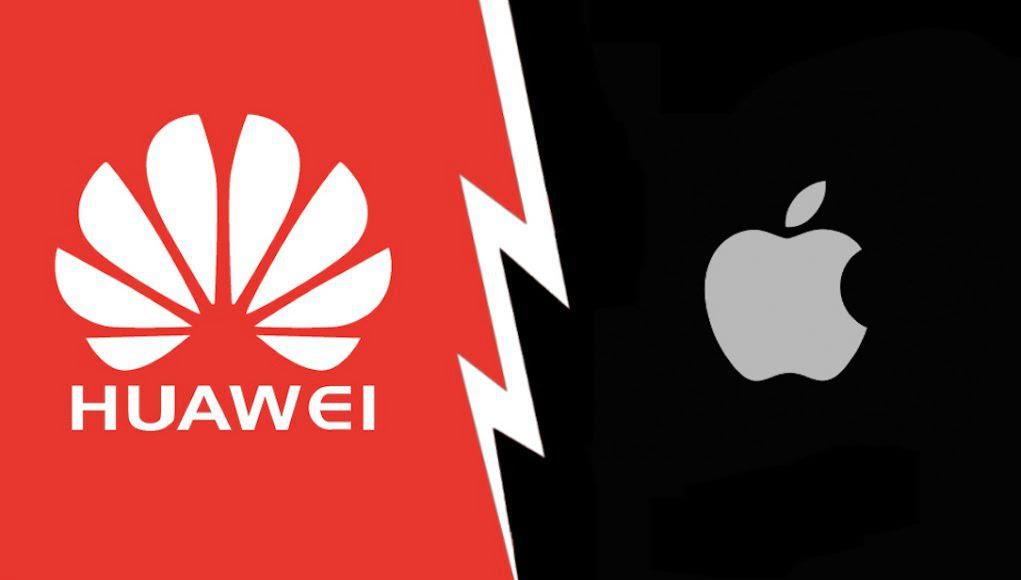 Tindakan Pengharaman Huawei Menjejaskan Apple