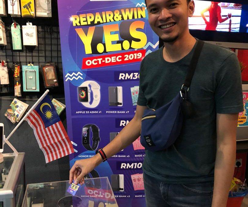 iPhone 6s Plus Battery Drain Repair At iPro Ampang