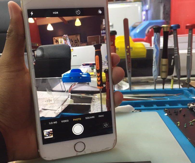 iPhone 6 Plus Camera Shaking Repair At Ampang