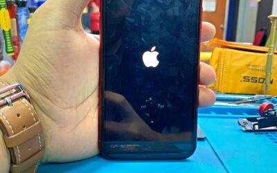 Repair iPhone Xr Stuck Apple Logo In KL